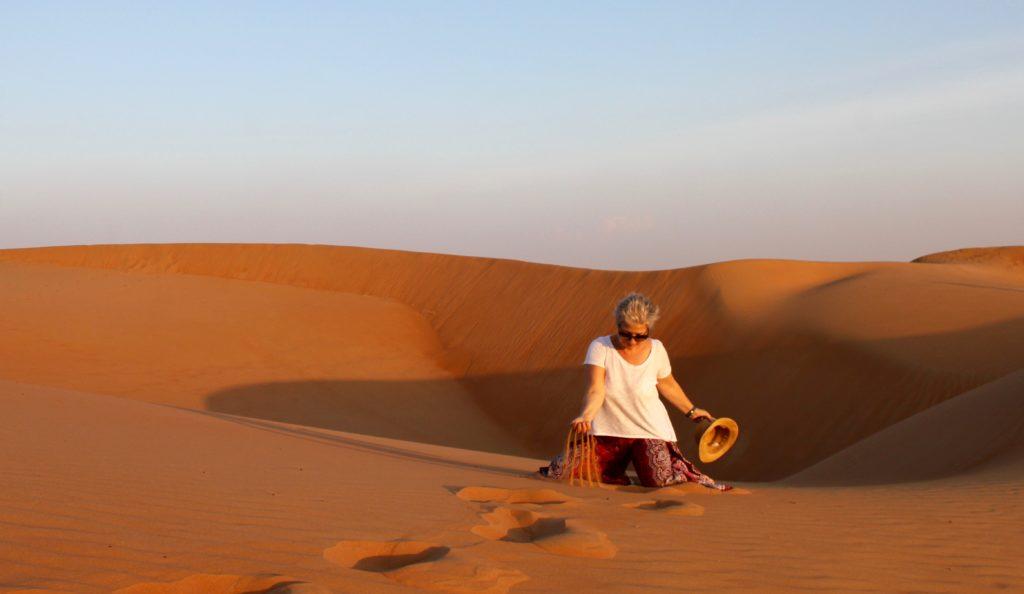 Wahiba Sand Desert