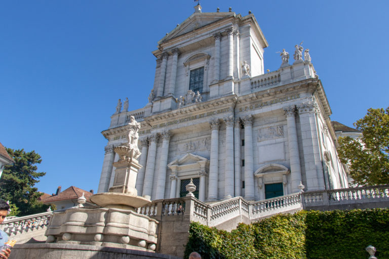 La cattedrale di Soletta