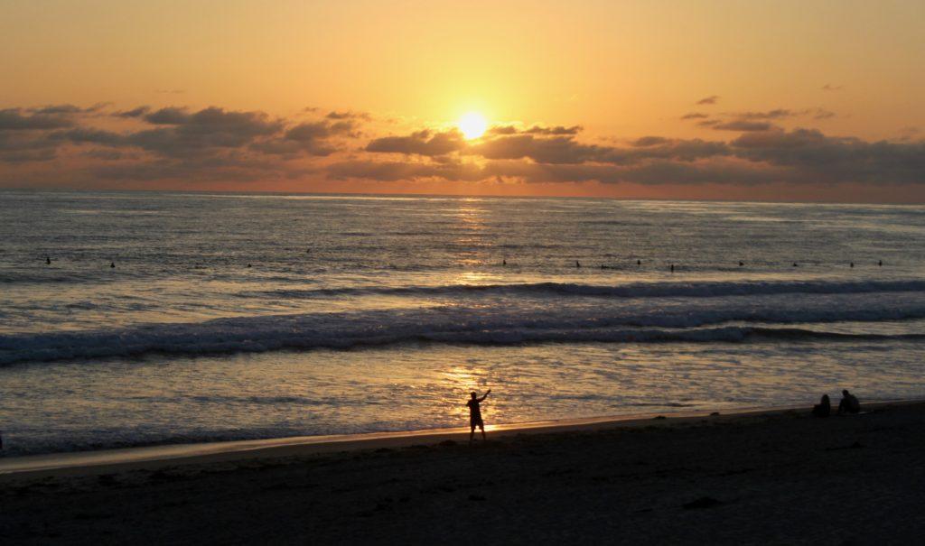 i tramonti di San Diego