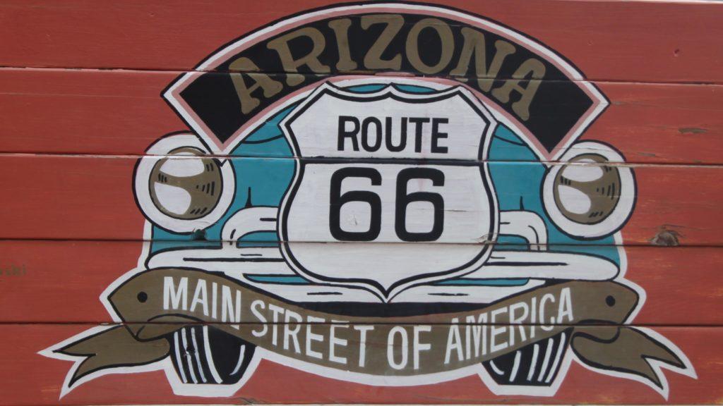 Route 66 William California