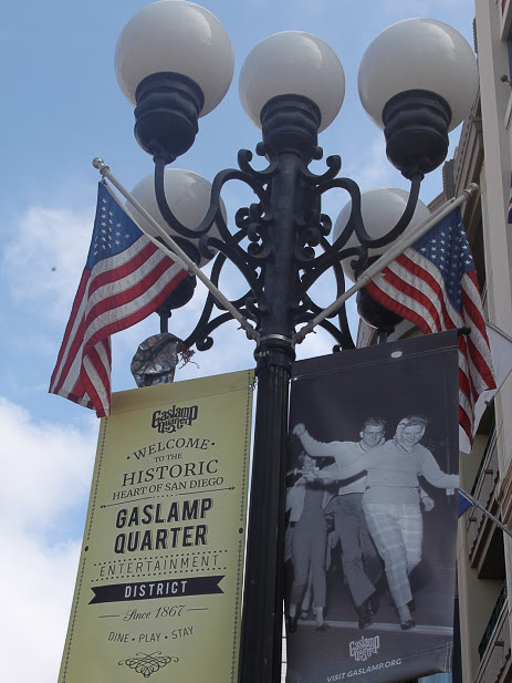 Quartiere Gaslamp San Diego-2