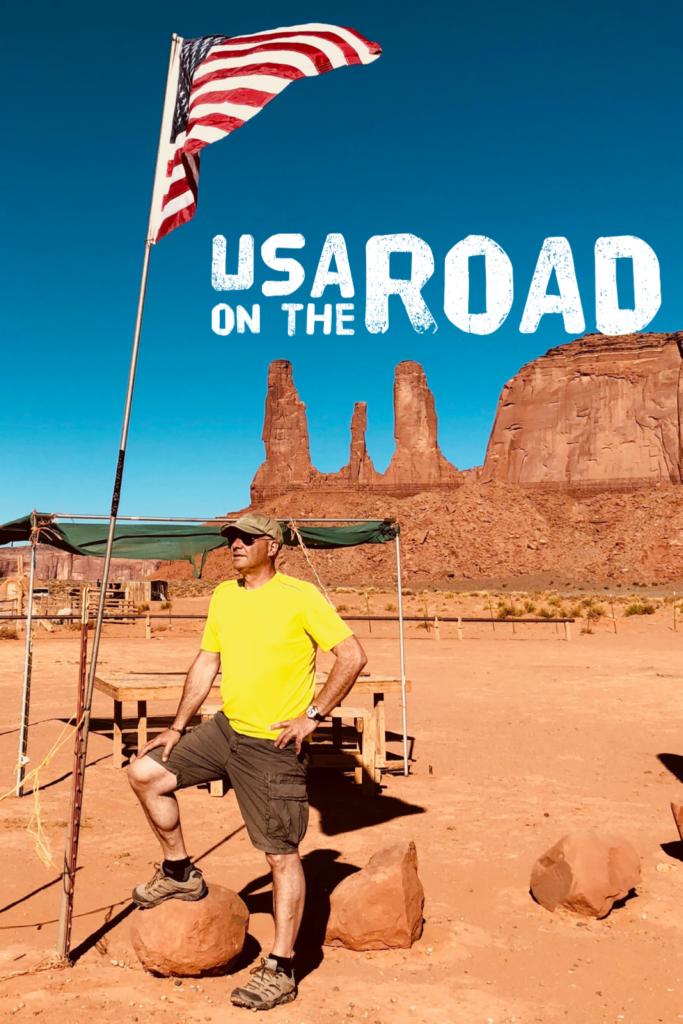 USA on the road e parchi nazionali americani