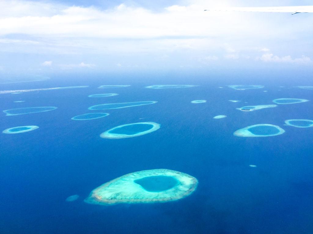 Maldive quale isola scegliere sugli atolli delle Maldive dall'idrovolante