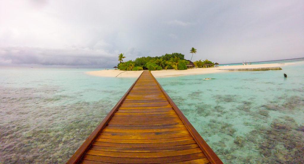 Isola di Lonubo a 5 minuti dal Maafushivaru - Maldive
