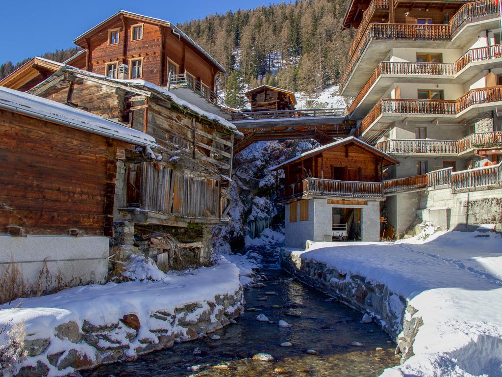 Blatten Silence Hotel