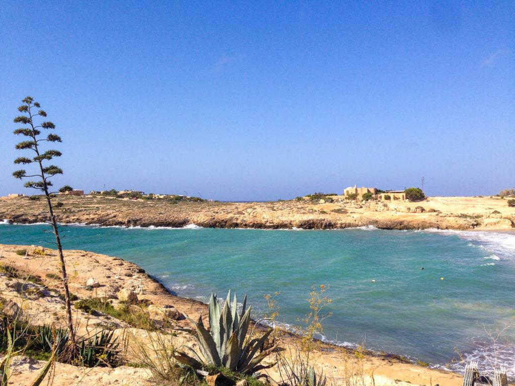 Lampedusa e il suo meraviglioso mare