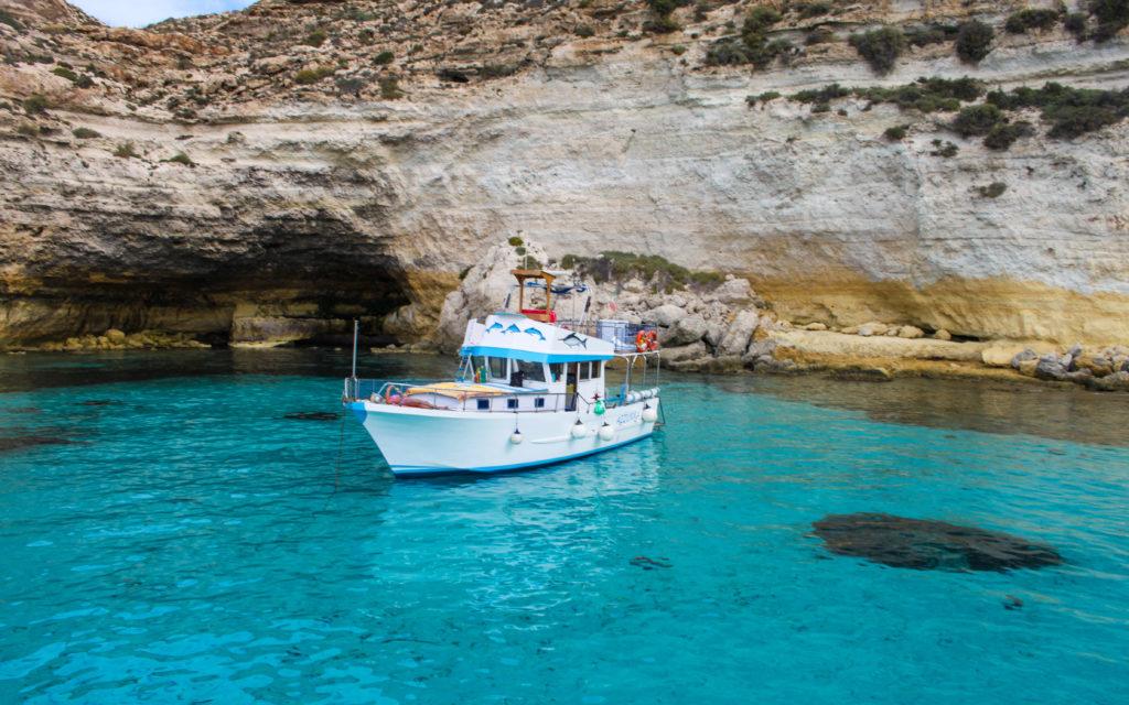 Lampedusa- Tabaccara