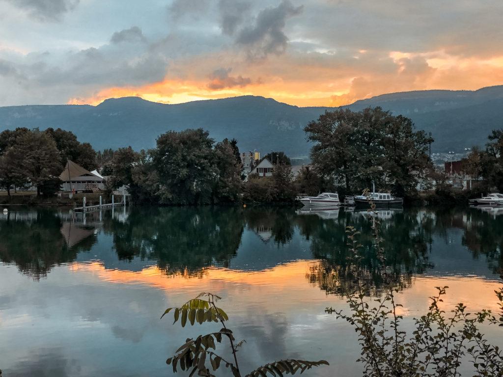 solothurn-aare-svizzera-tramonto-jura-kette-catena