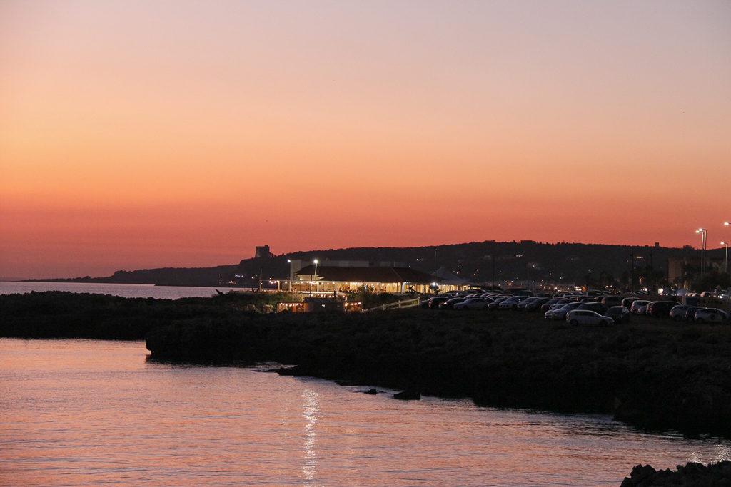 I tramonti di Santa Maria al Bagno