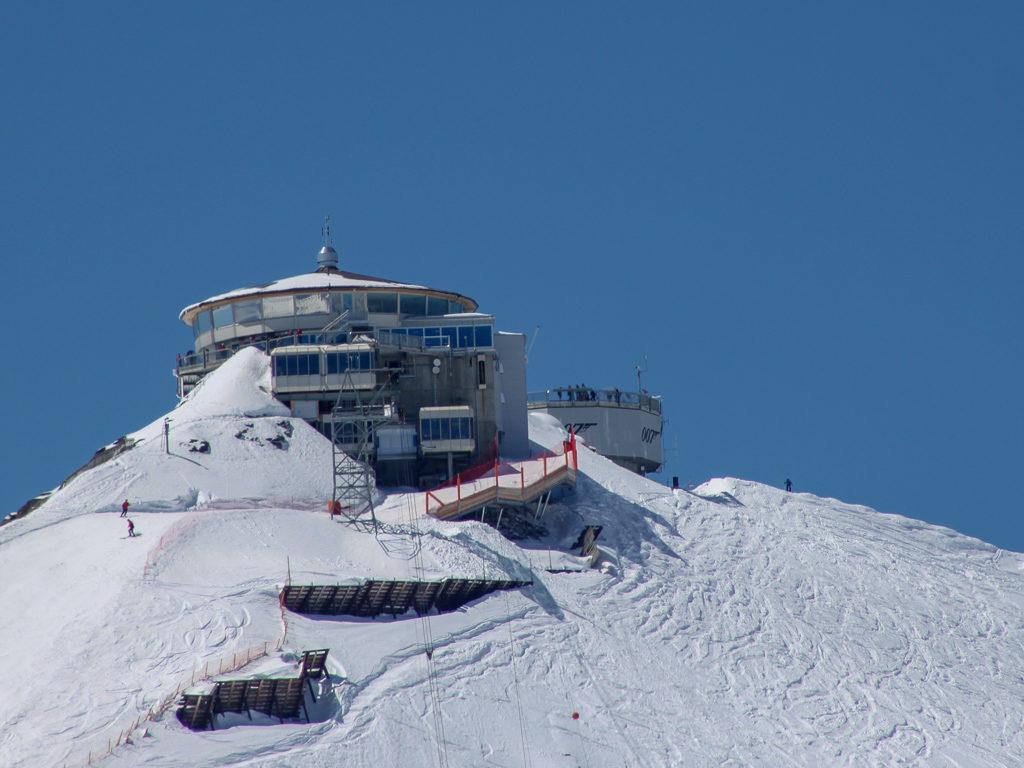 La montagna dello Schilthorn