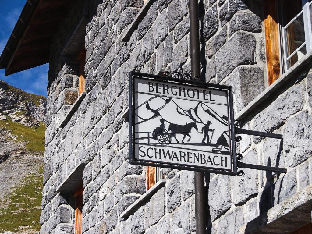 Berghotel Schwarzbach Svizzera