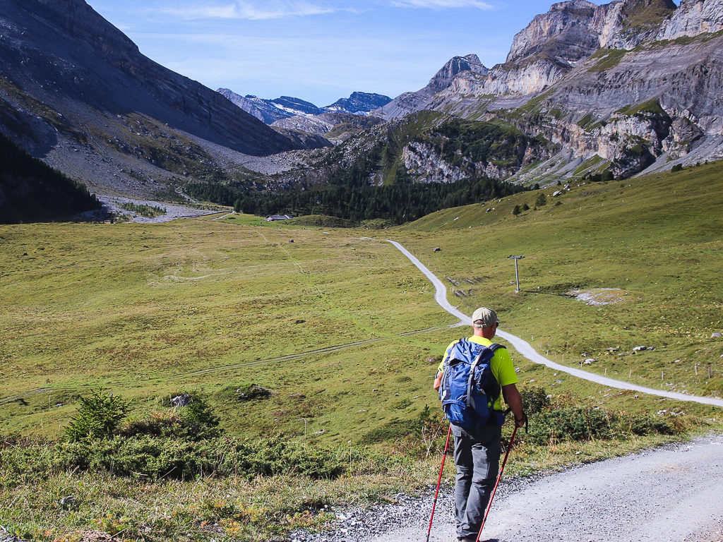 Trekking Kandersteg Sunbüel