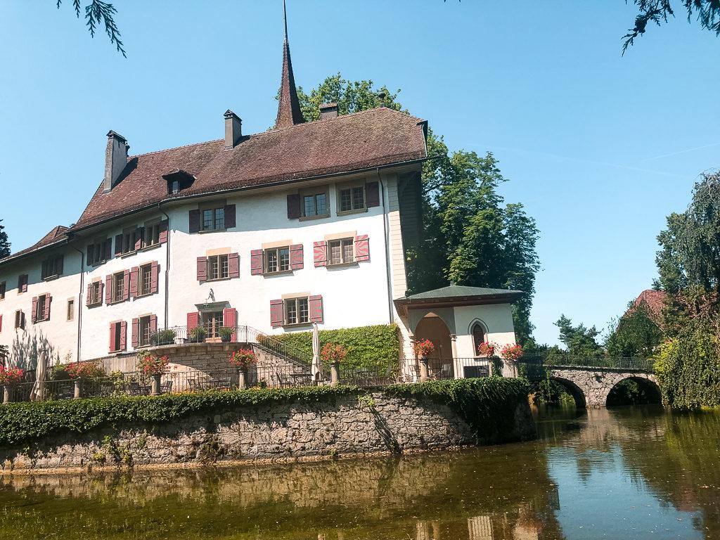 castello Landshut Utzenstorf
