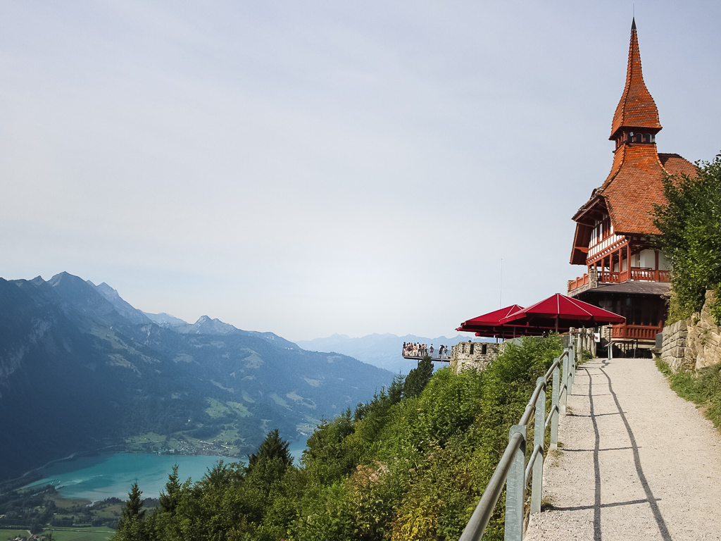 Harder Kulm, il top of Interlaken