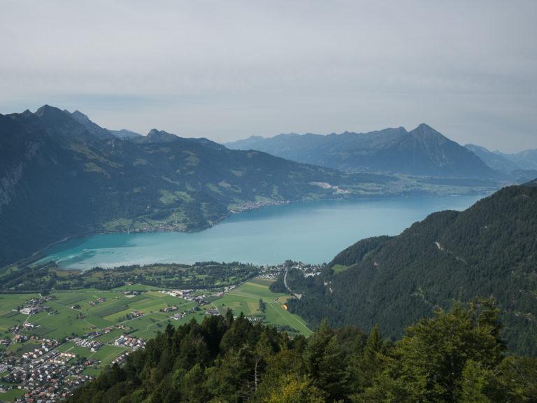 Harder Kulm Interlaken Svizzera