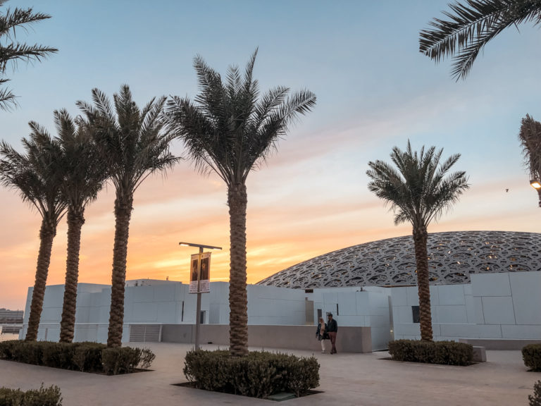 Museo Louvre Abu Dhabi