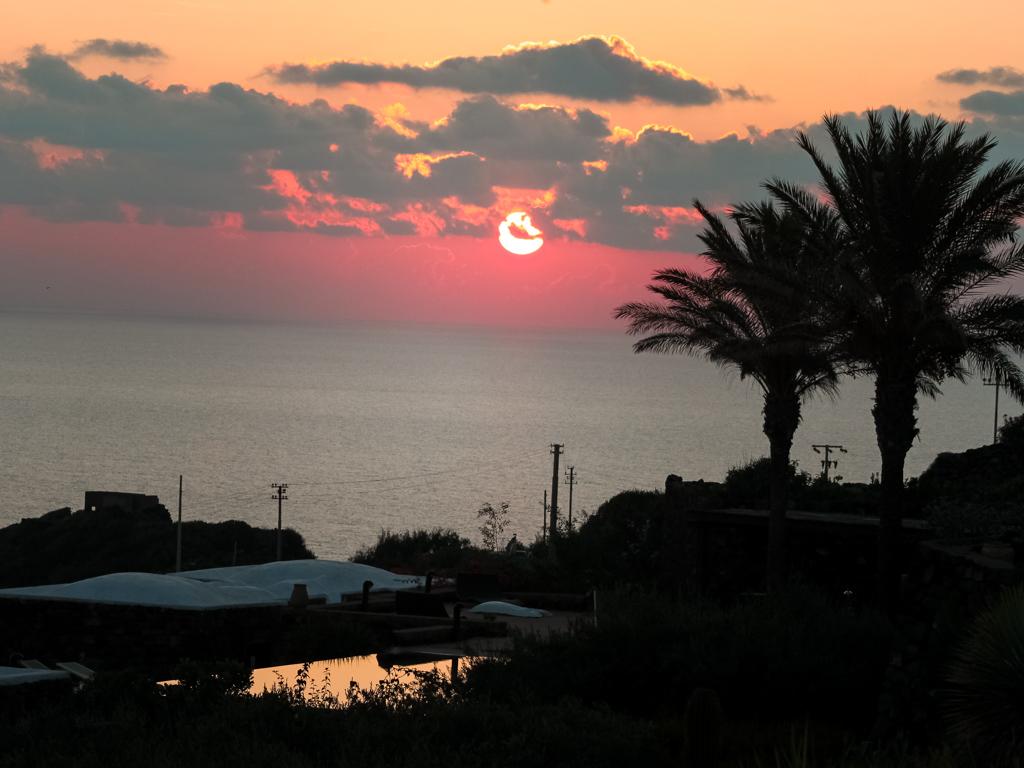 Alba vista dal nostro dammuso Dream Resort