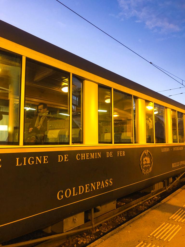 """Goldenpass classic """"belle époque"""""""