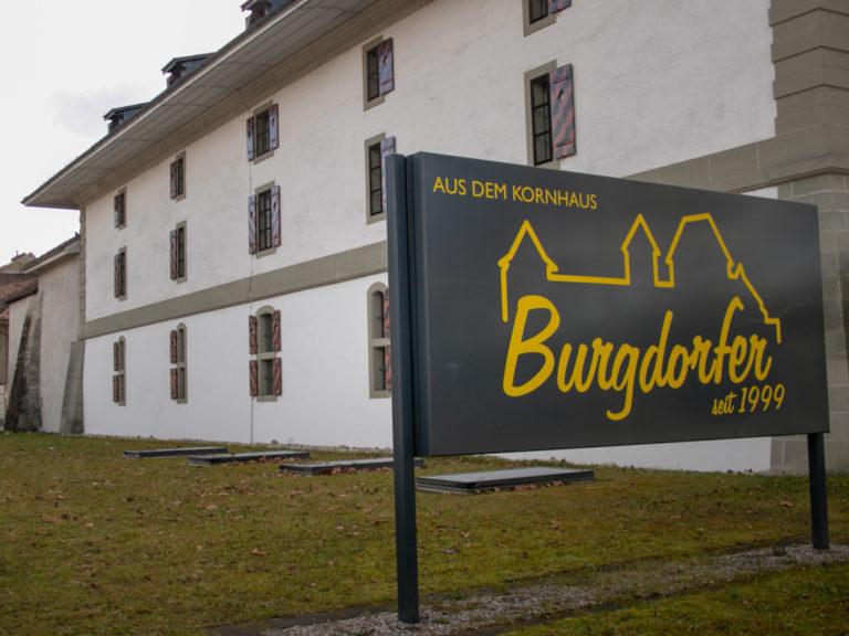 Kornhaus, Birrificio, Burgdorf