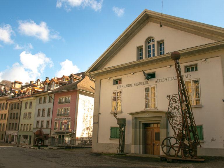 Museo, Luginbühl, Burgdorf