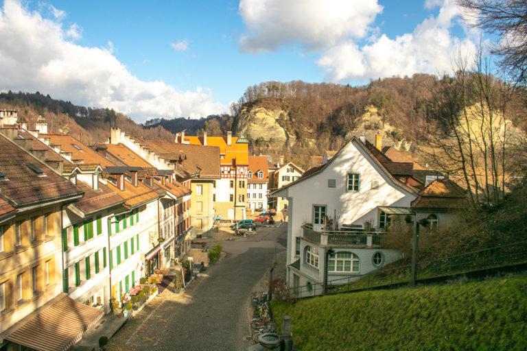 Staldenkehr, Burgdorf, City