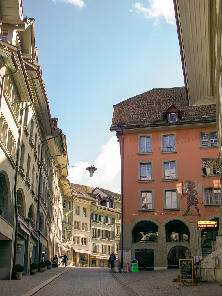 Gitta alta vecchia di Burgdorf