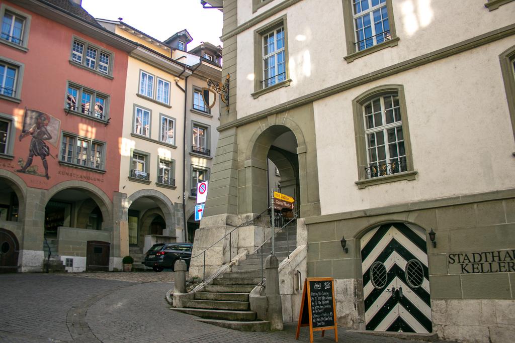 Gitta alta vecchia di Burgdorf, Stadthaus