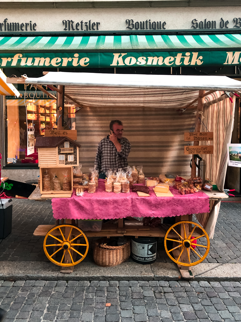 Markt, Burgdorf, Altstadt