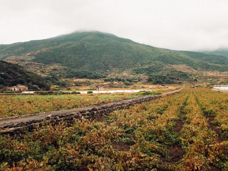 La montagna grande Pantelleria