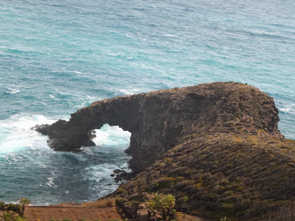 L'arco dell'elefante - Pantelleria