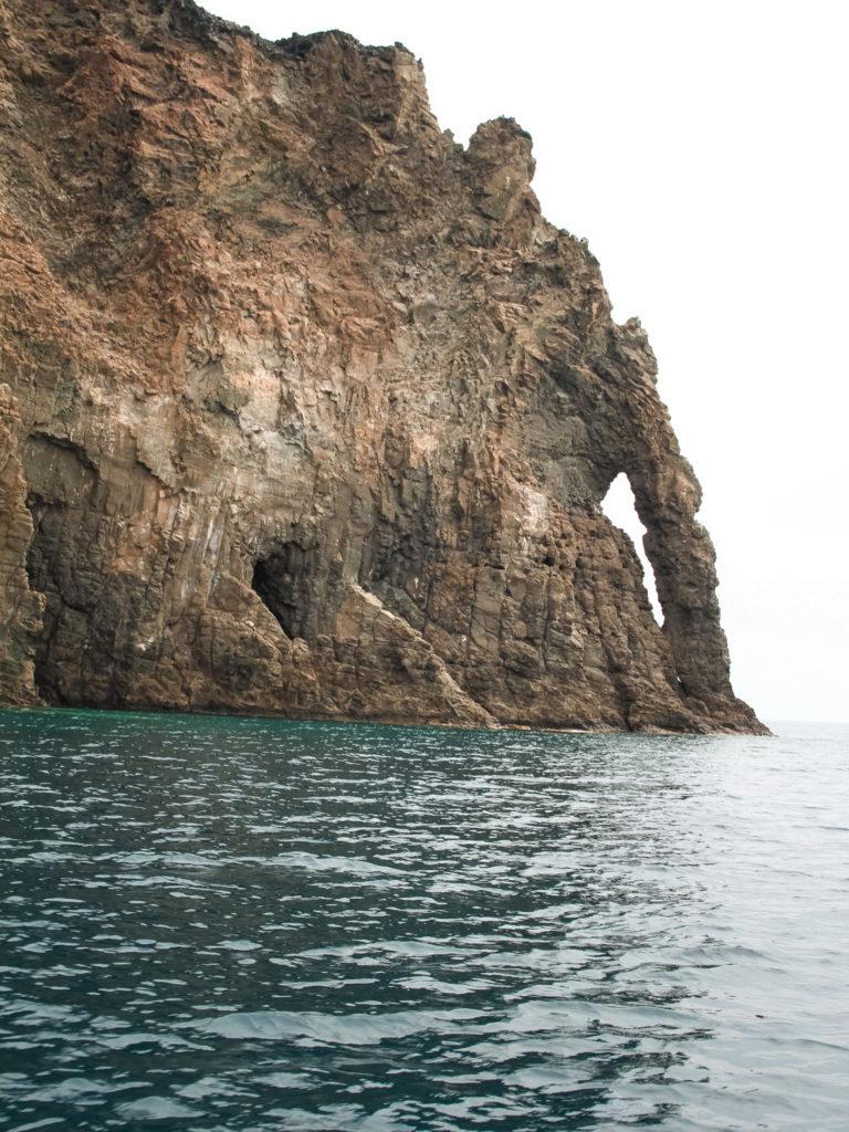 Punta Sciaccazza - Pantelleria