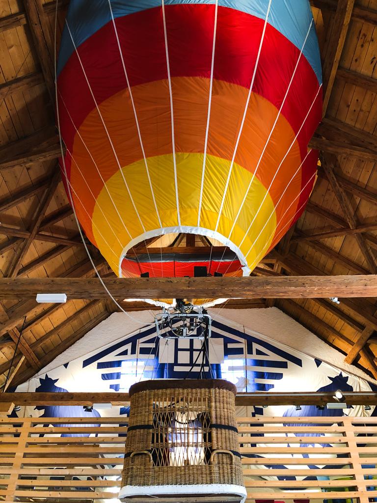Storica Mongolfiera - Espace Ballon