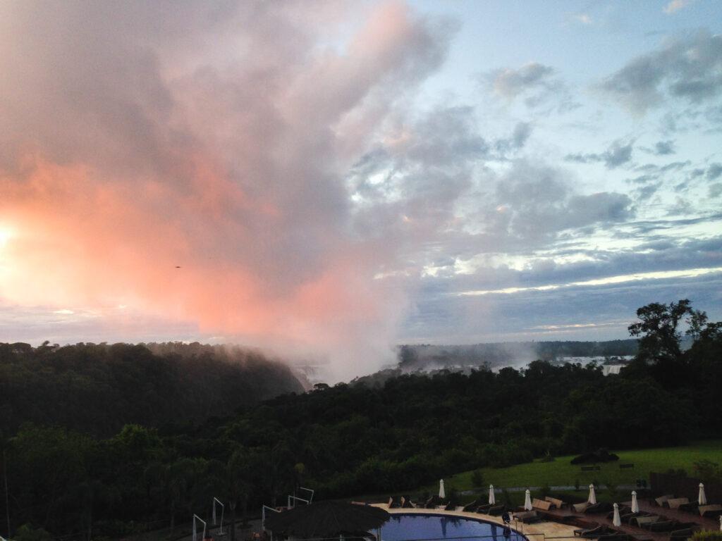 Tramonto Iguazu (Argentina)