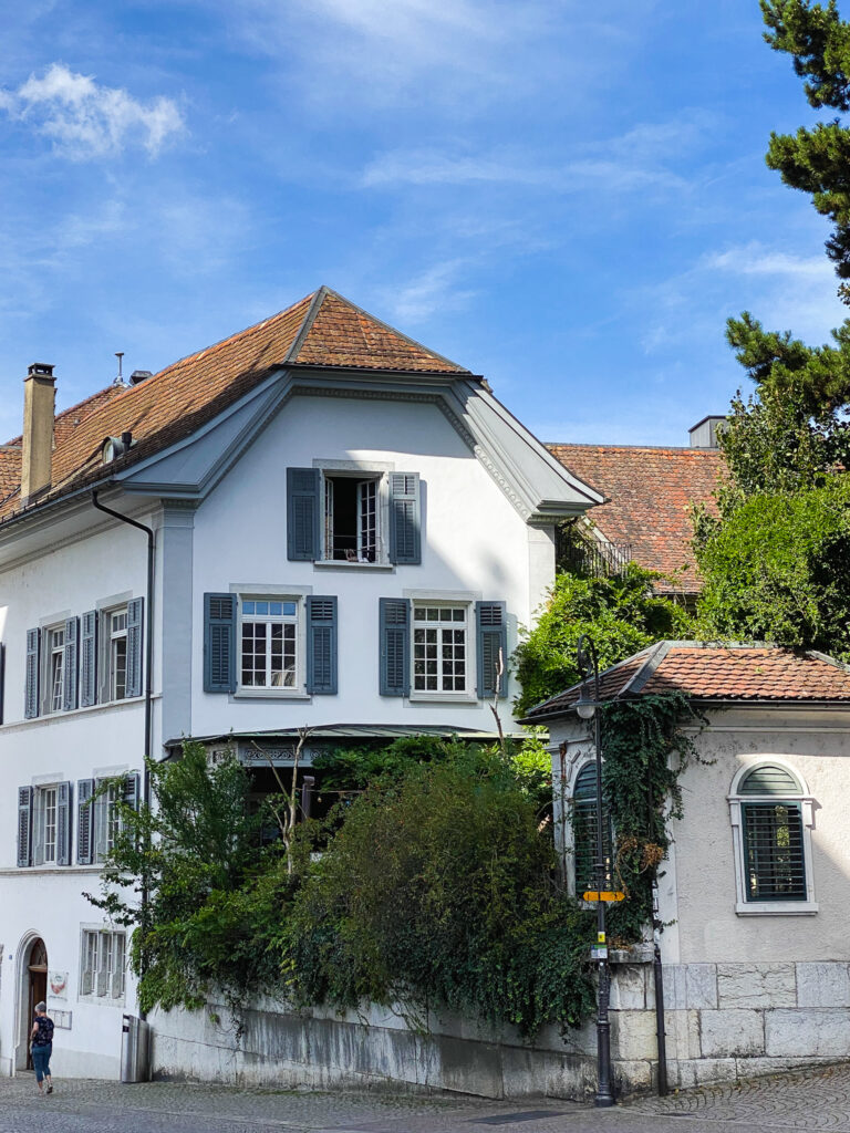 Casa famiglia Von Roll