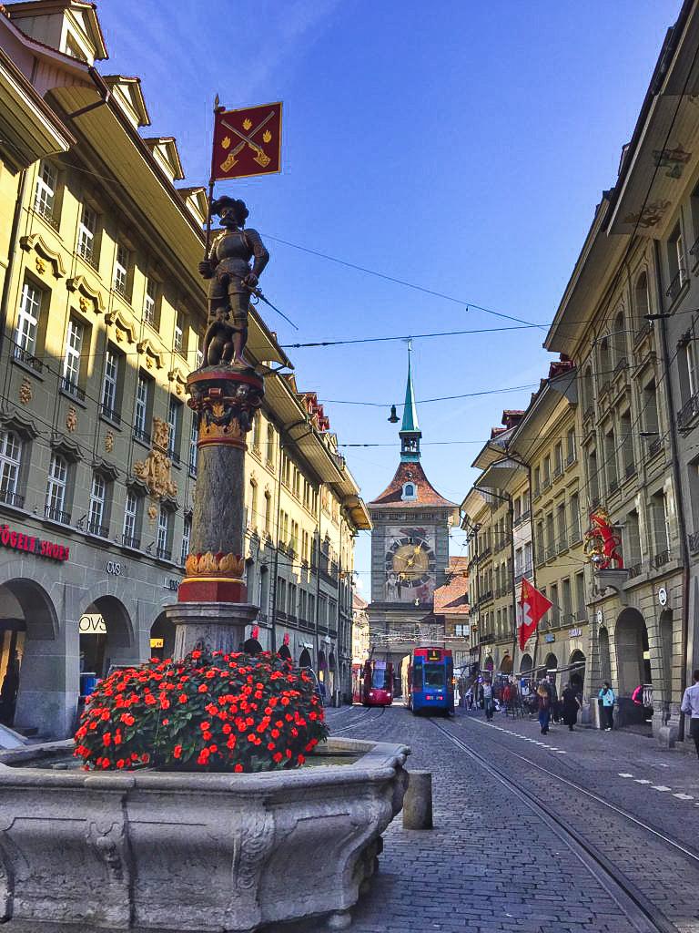 Fontana-rinascimentale-Berna