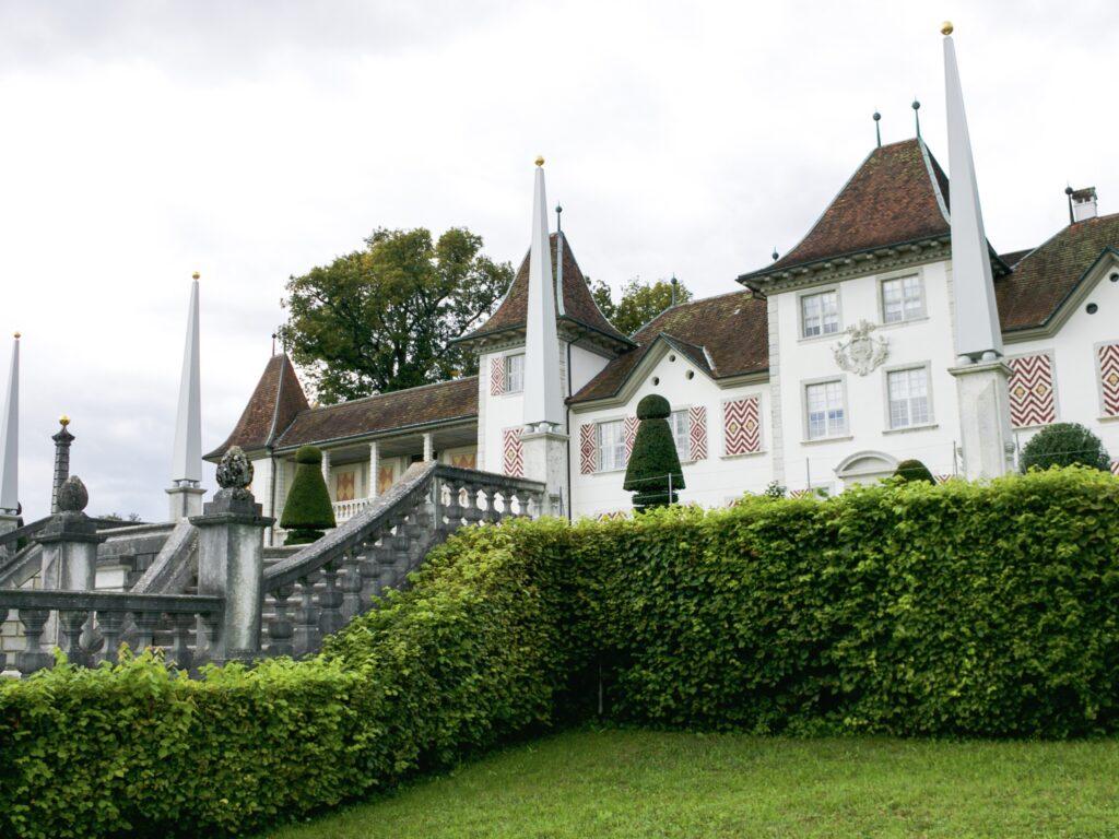 Il maestoso castello Waldegg - Soletta