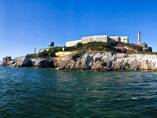 Isola di Alcatraz California