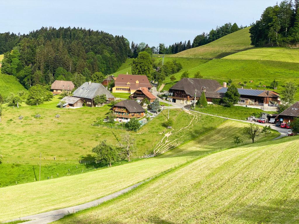 La valle dell'Emmen
