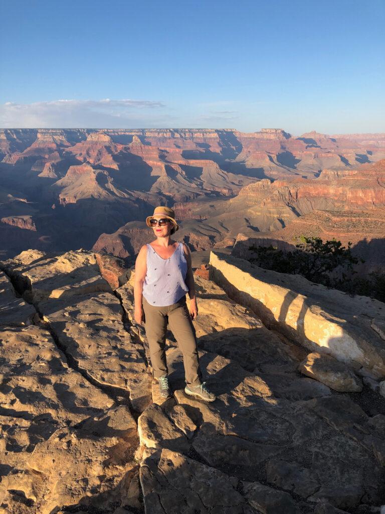 Sunset Grand Canyon