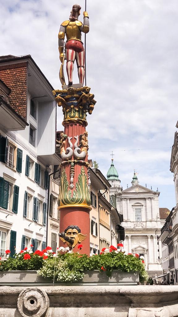 Fontana monumentale Soletta