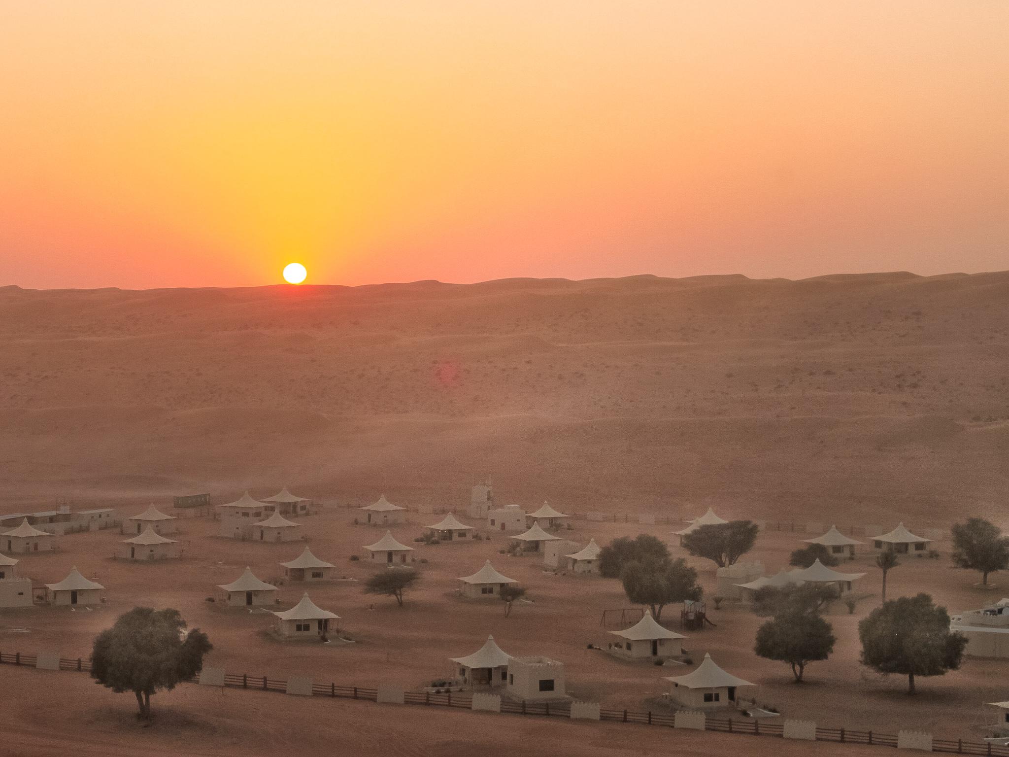 Wahiba Sands Desert Oman