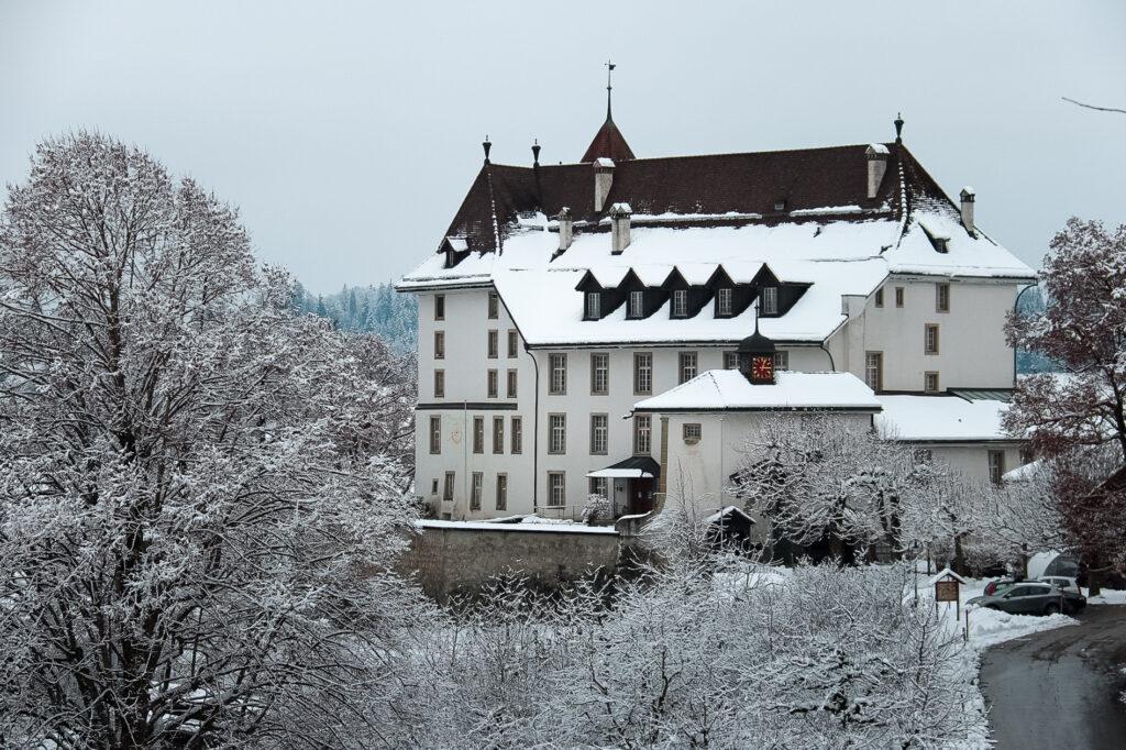 Castello del borgo di Sumiswald