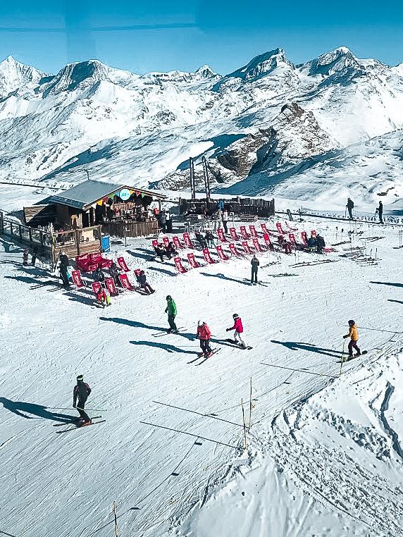Piste da sci Zermatt