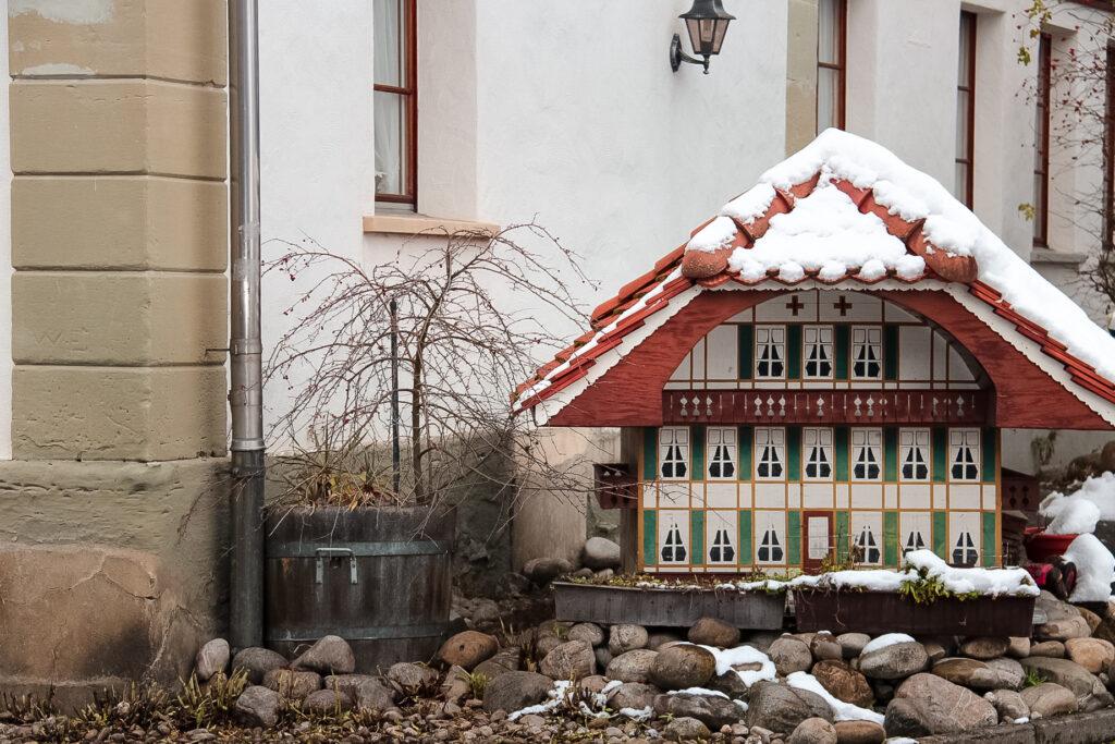 Ristorante Zum Bären in miniatura