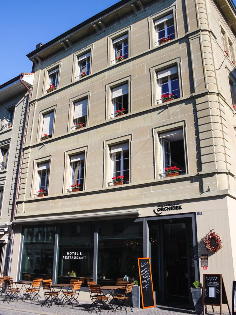 Hotel Orchidee Burgdorof