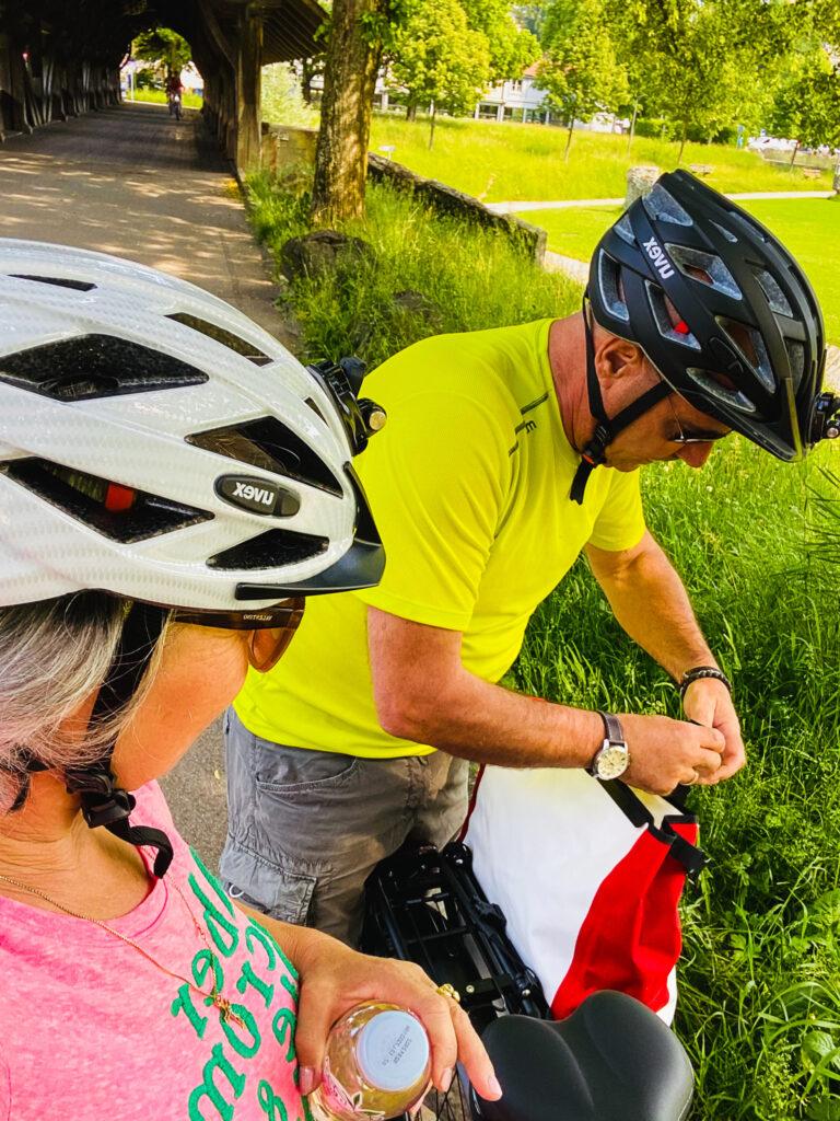 Preparazione e-bike