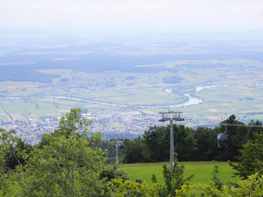 Weissenstein - Vista sull'Aare